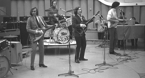 Bands with Vox AC100s, 1965-1970