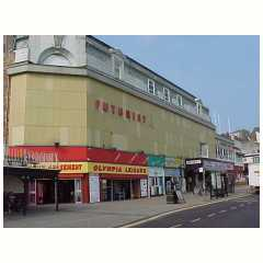 Scarborough, Futurist Theatre