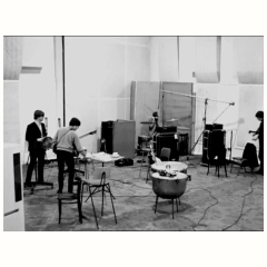 The Beatles' AC100s in Studio 2, Abbey Road