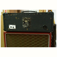 Vox AC100 serial number 221, late 1964