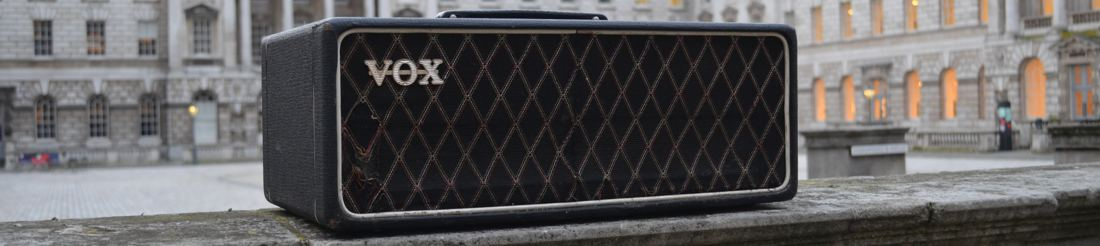 Vox AC80/100 (early AC100) serial number 173