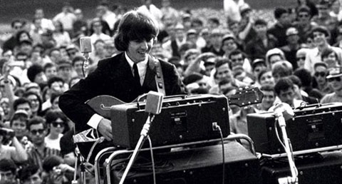 The Beatles' Vox AC100s in 1965