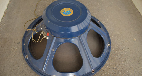 Celestion bass speakers