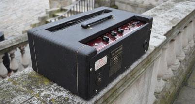 The Vox AC100 Mk 1: cathode biased Vox AC80/100s, 1964