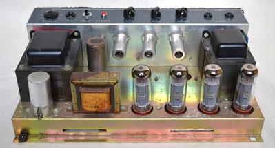 The Vox 100W Amplifier
