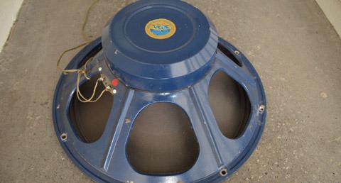 Vox AC100 speakers