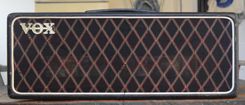 Early Vox AC100, mid 1964, perhaps a test amp