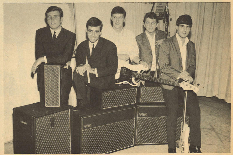 Vox Teen Beat magazine, late March or early April 1965
