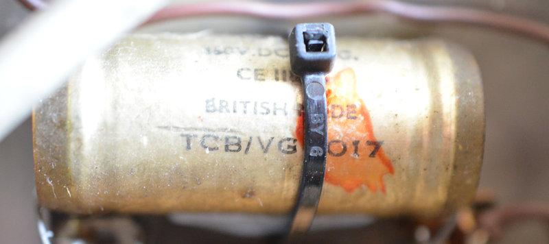 Vox AC100 serial number 241