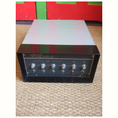 Vox 100 watt public address amplifier, all valve, 1966