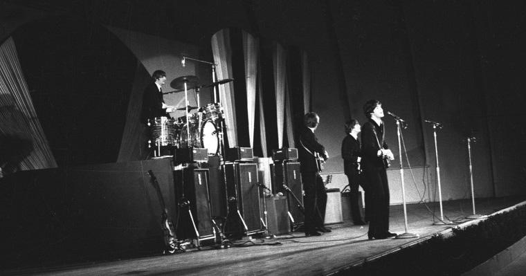 The Beatles at the Hollywood Bowl, 1964