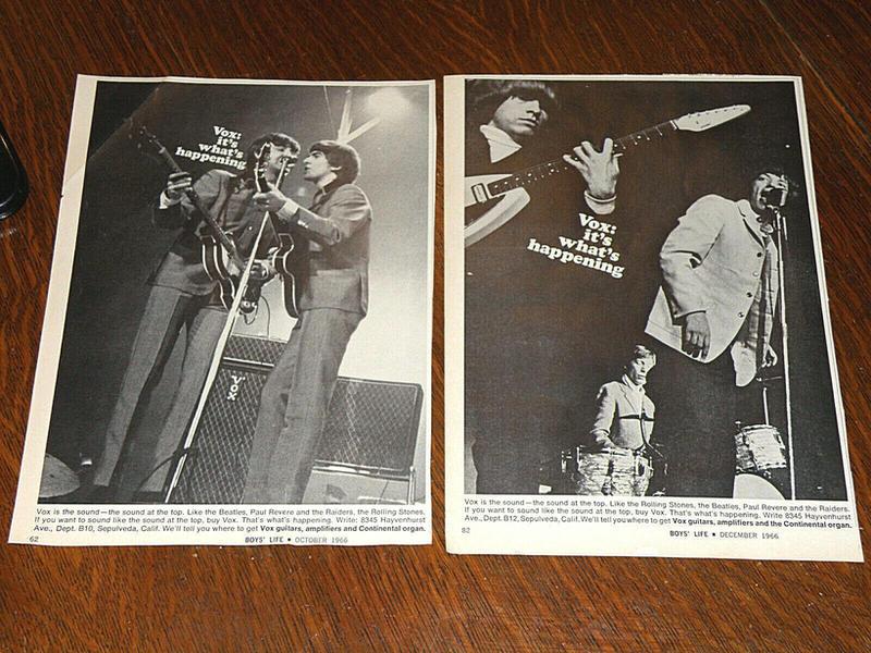 Boys Life Magazine 1966