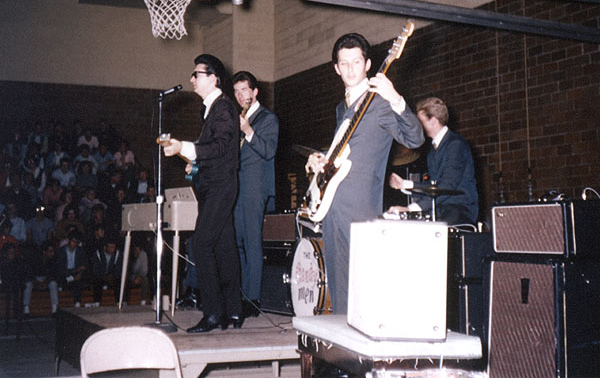 Roy Orbison, November 1964, Wisconsin