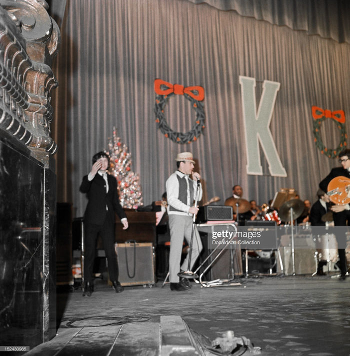 The Zombies, Murray the K show, 29th December 1964