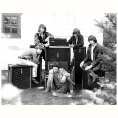 The Gang with a Vox AC100
