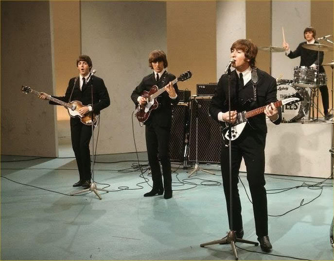 The Beatles Ac100s In 1965