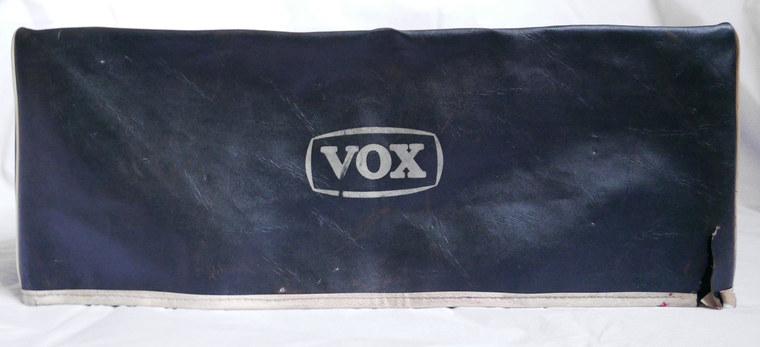 Vox AC100 cover from 1967