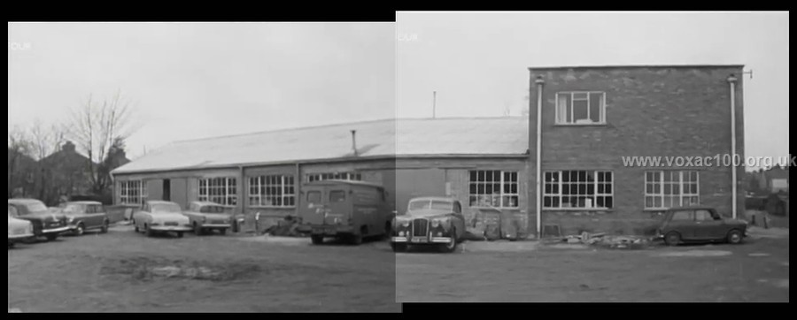 Jennings Musical Industries factory, 117 Dartford Road