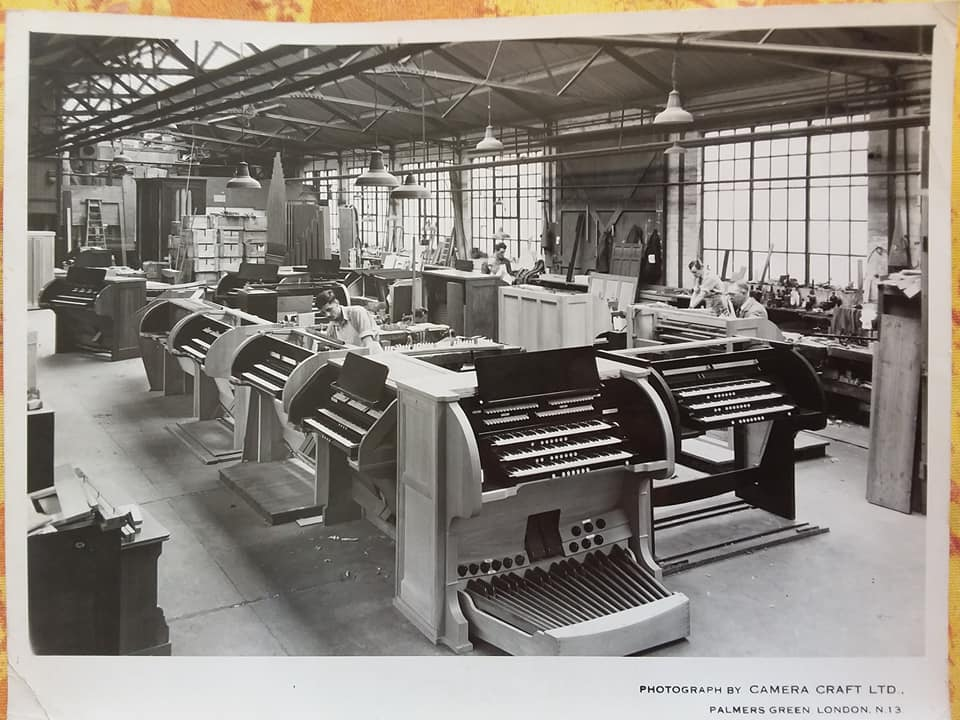 JMI factory, 115 Dartford Road