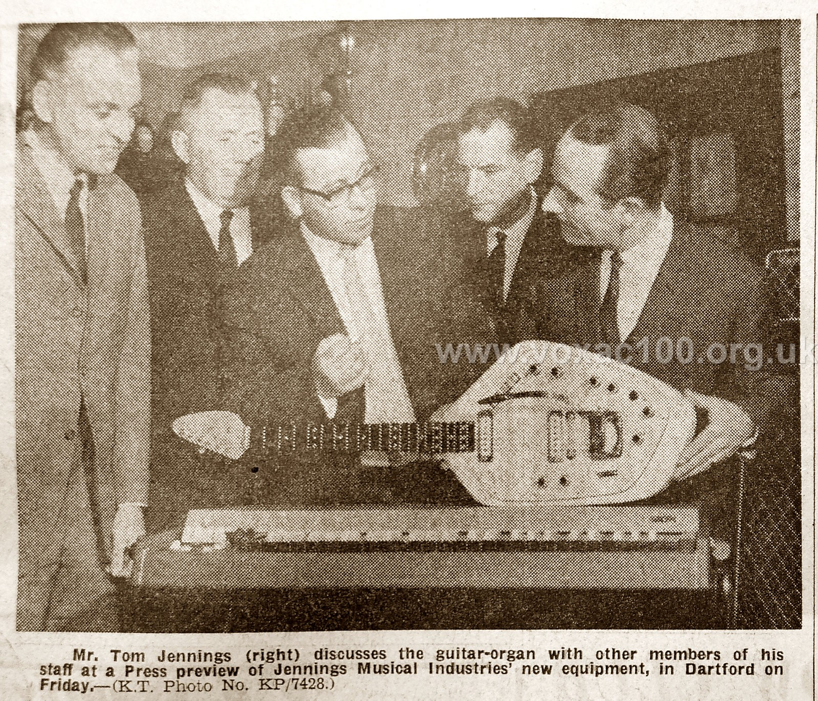 Jennings and team at 119 Dartford Road