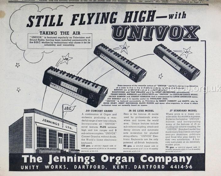 Jennings Musical Instruments, 115 Dartford Road