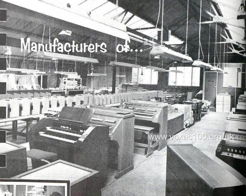 Panorama of JMI factory, 115 Dartford Road