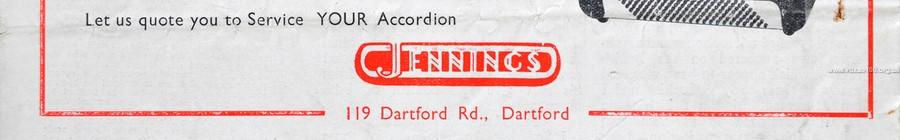 Jennings Musical Instruments, 119 Dartford Road