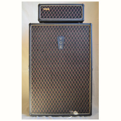 Goodmans 241 speakers in a Vox AC100 speaker cabinet