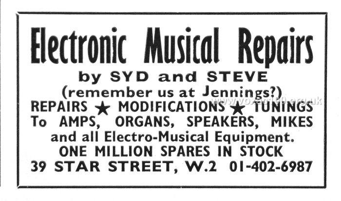 Beat Instrumental magazine, October 1967