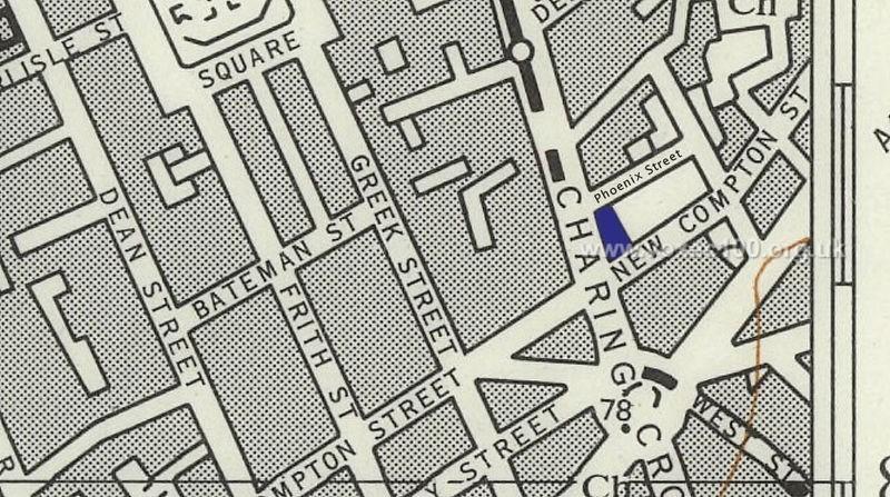 The Jennings Shop, 100 Charing Cross Road