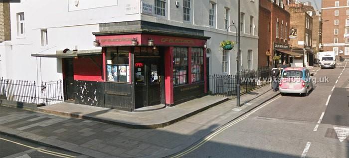 Star Street, Paddington