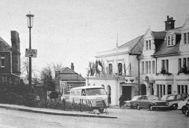 The Kings Head Hotel, Harrow