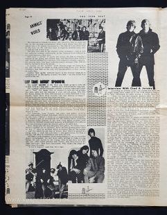 Vox Teen Beat magazine, volume II, issue 3, page 12