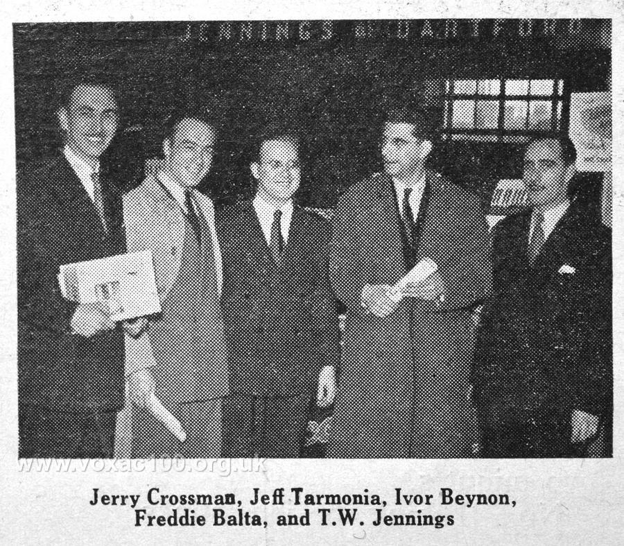 Accordionist magazine, December 1950