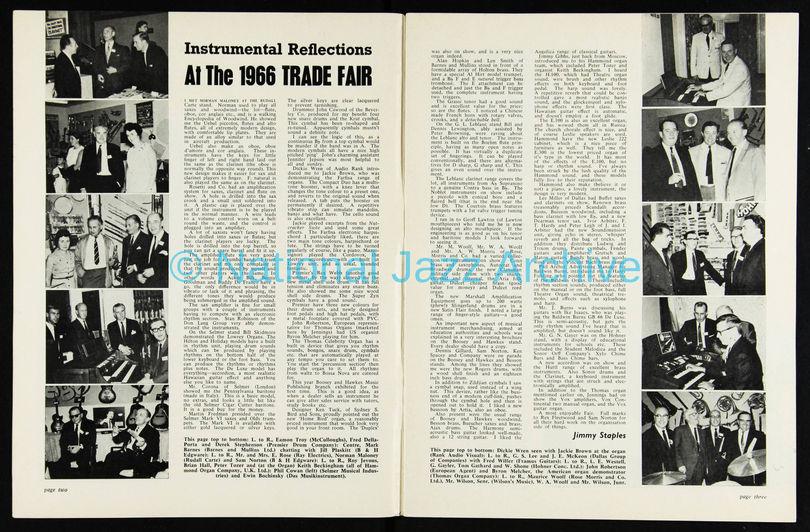 Crescendo magazine, September 1966