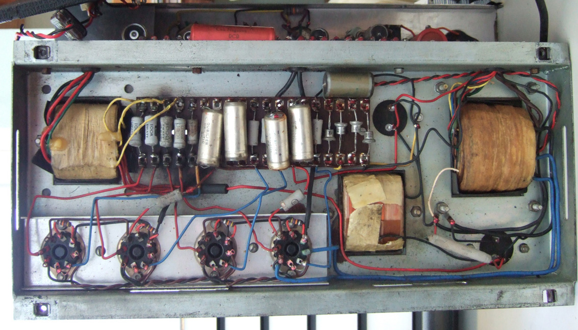 Westrex Vox Ac30 Wiring However It Must Be Said That The Firm Was Equally Capable Of Turning Out Fairly Average Work Perhaps Pressure Manufacturing Such A Diverse Range