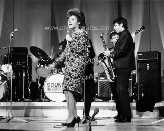 Brenda Lee at the BBC