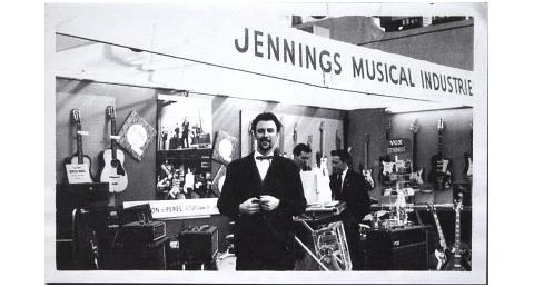 Frankfurt Musikmesse, February 1965