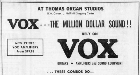 Vox in American newspapers