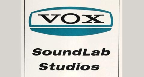 Thomas Organ Vox Recording Studio